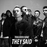 Nghe nhạc mới They Said (Single) Mp3 online