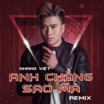 Download nhạc mới Anh Chẳng Sao Mà Remix (Single) miễn phí