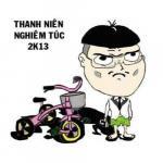 Nghe nhạc Thanh Niên Nghiêm Túc (Single 2013) Mp3 miễn phí